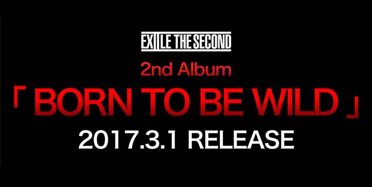 2nd Album BORN TO BE WILD