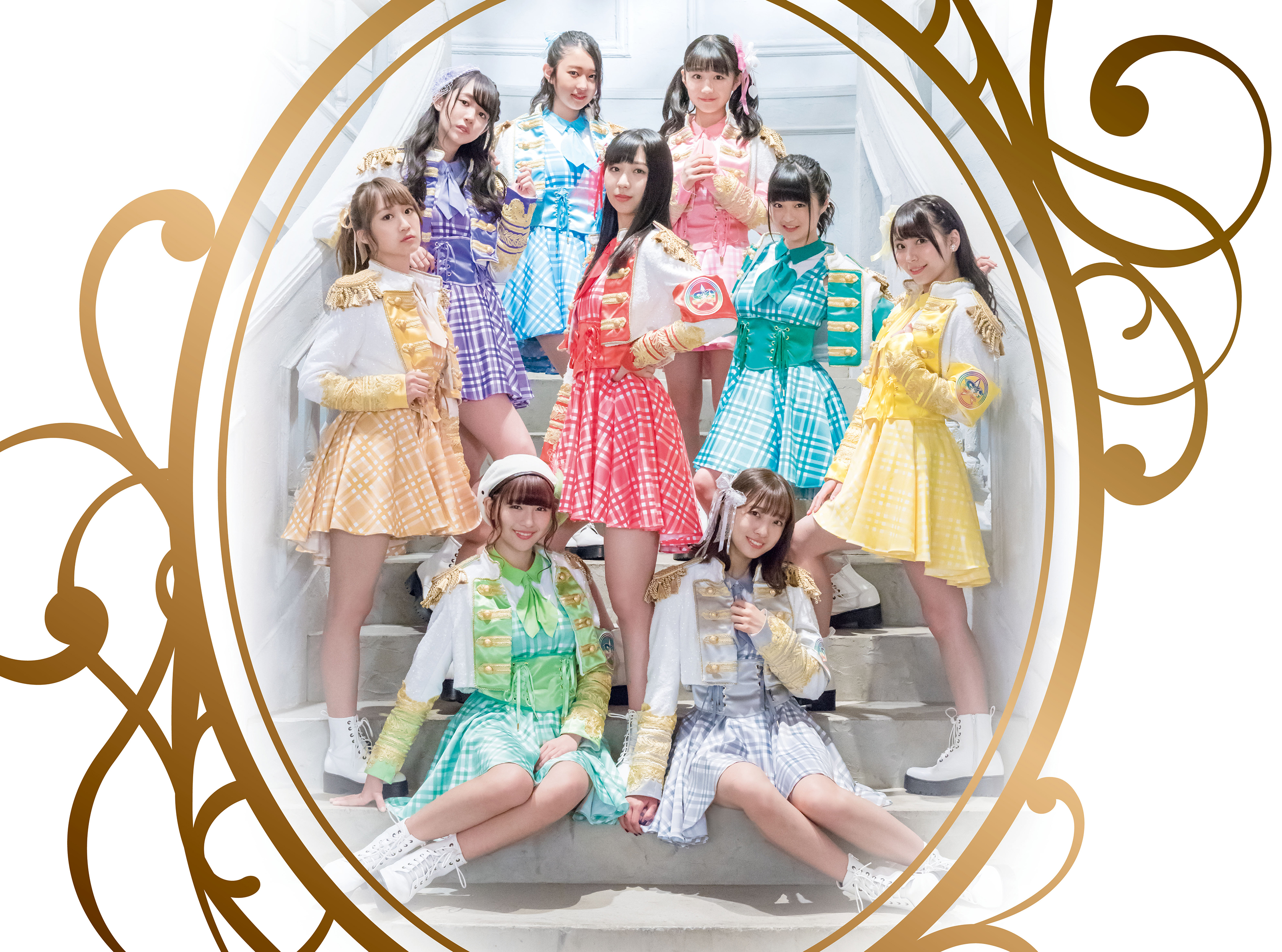 SUPER☆GiRLS(スパガ) Official Website